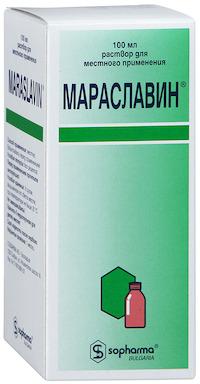 Мараславин – инструкция по применению лекарственного препарата