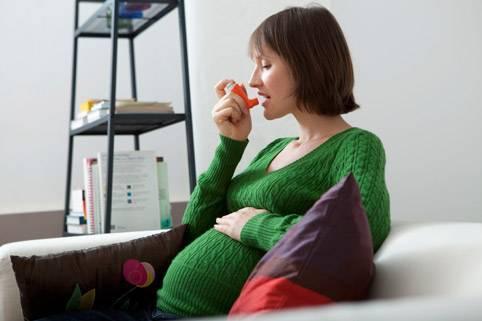 Беременность и астма   | материнство - беременность, роды, питание, воспитание