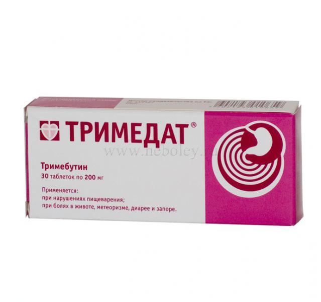 Дебридат: инструкция к препарату, цена