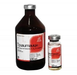 Тетравит: инструкция по применению, описание, противопоказания, побочные действия | препараты | наши лучшие друзья