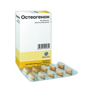 Эффективность и безопасность препарата остеогенон