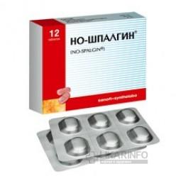 Но-шпа - от чего помогает: применение препарата от боли