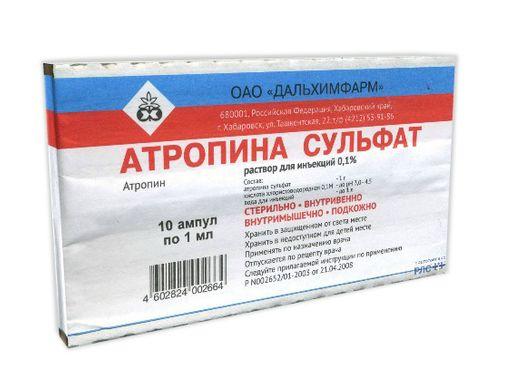 Ацеклидин (aceclidinum), инструкция по применению