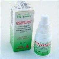 Инструкция по применению препарата «гриппферон» от насморка у взрослого и ребенка, противопоказания