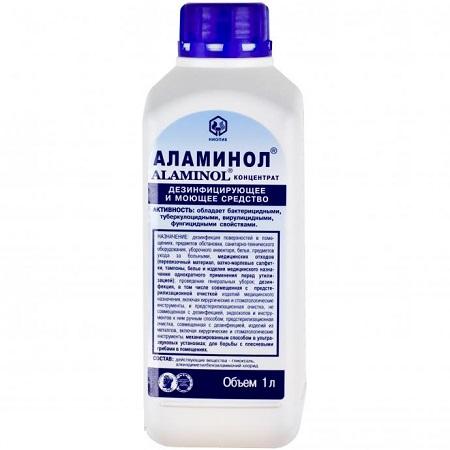 Аламинол – инструкция по применению, состав, форма выпуска и цена