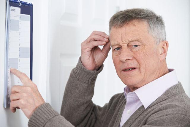 Сравнение болезни альцгеймера с болезнью пика, паркинсона и рассеянным склерозом