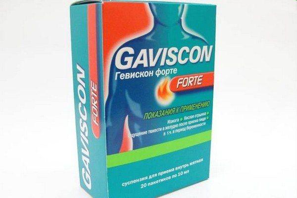 Таблетки, гель, суспензия гевискон: инструкция, цены и отзывы