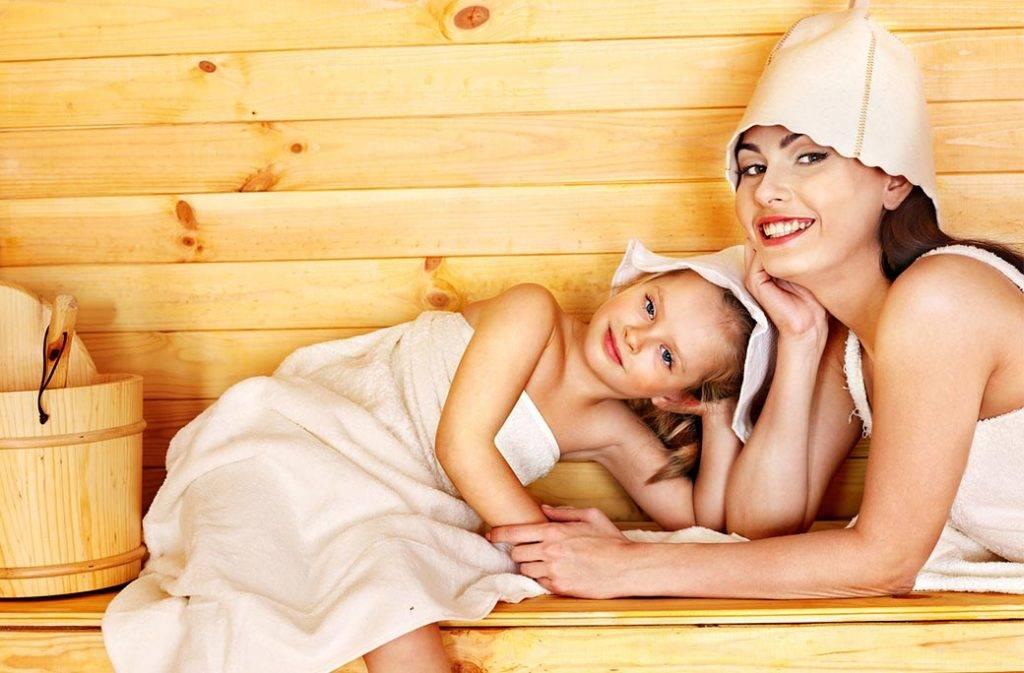 Баня при простуде, насморке и кашле: польза или вред