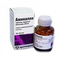 Аминалон: инструкция по применению и для чего он нужен, цена, отзывы, аналоги