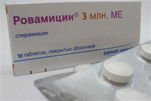 Ровамицин – инструкция по применению, отзывы, цена, аналоги, таблетки