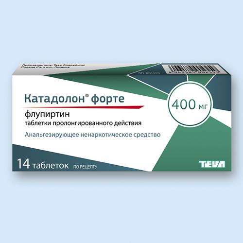 Флупиртин: инструкция по применению, аналоги, отзывы пациентов, цена