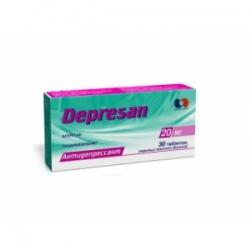 Дезипрамин (norpramin) - депрессия - 2020