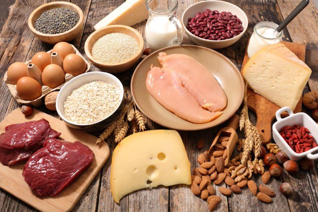картинки продуктов содержащие белок небольшой, очень контрастный