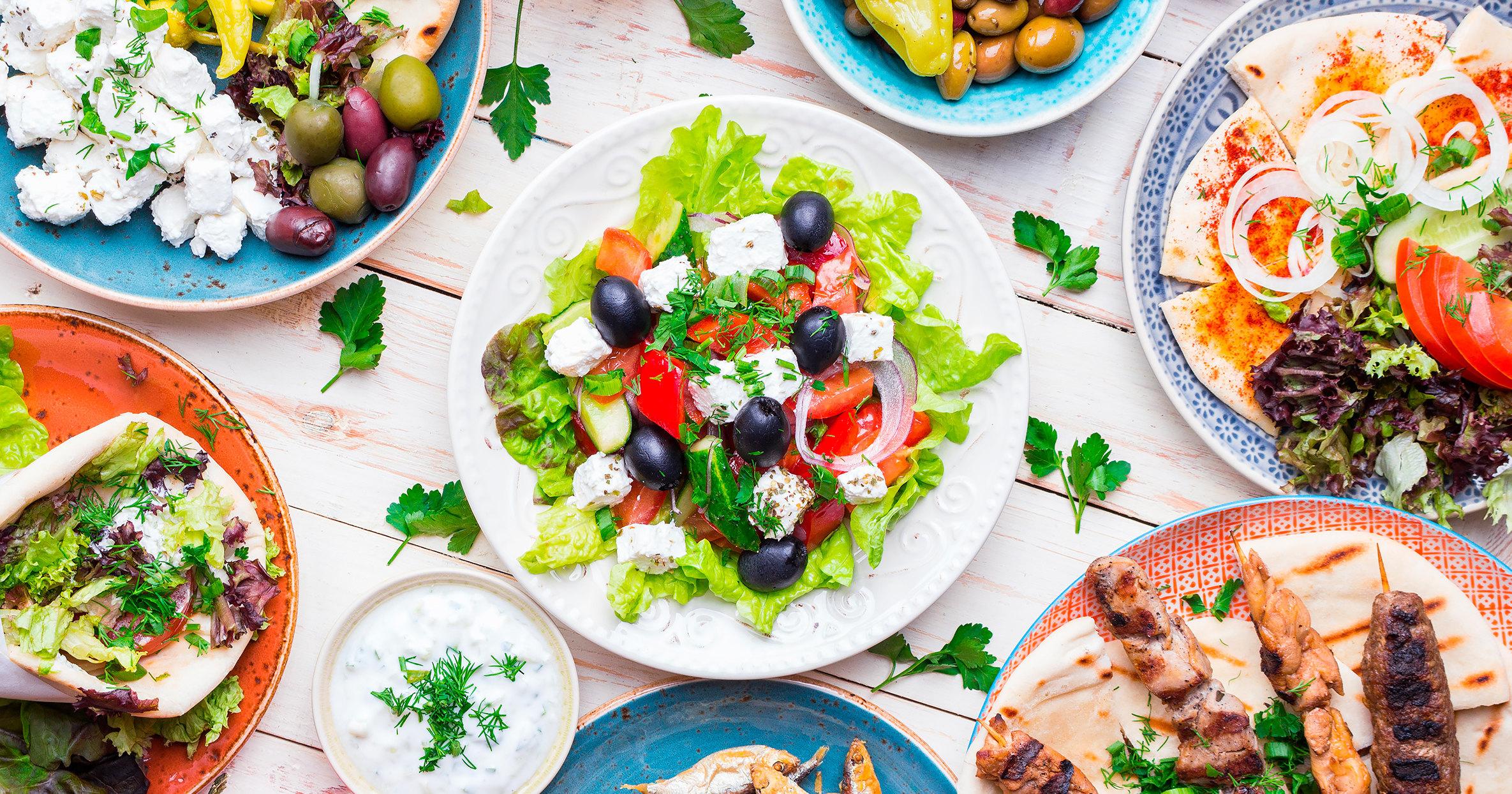 Блюда В Средиземноморской Диете. Средиземноморская диета. Меню на неделю, рецепты блюд, разрешенные продукты