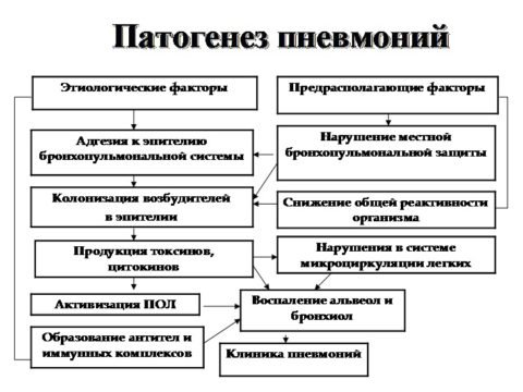 Современная классификация пневмоний по мкб 10 и воз