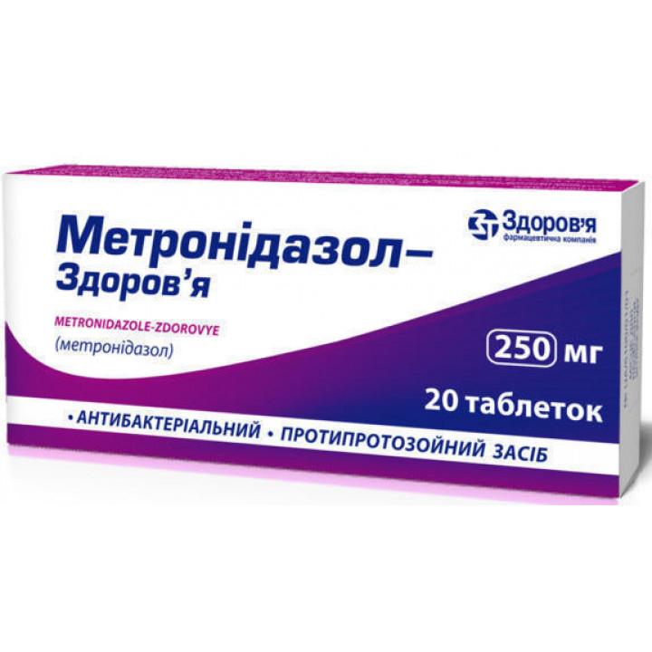 Метронидазол: инструкция по применению, аналоги и отзывы, цены в аптеках россии