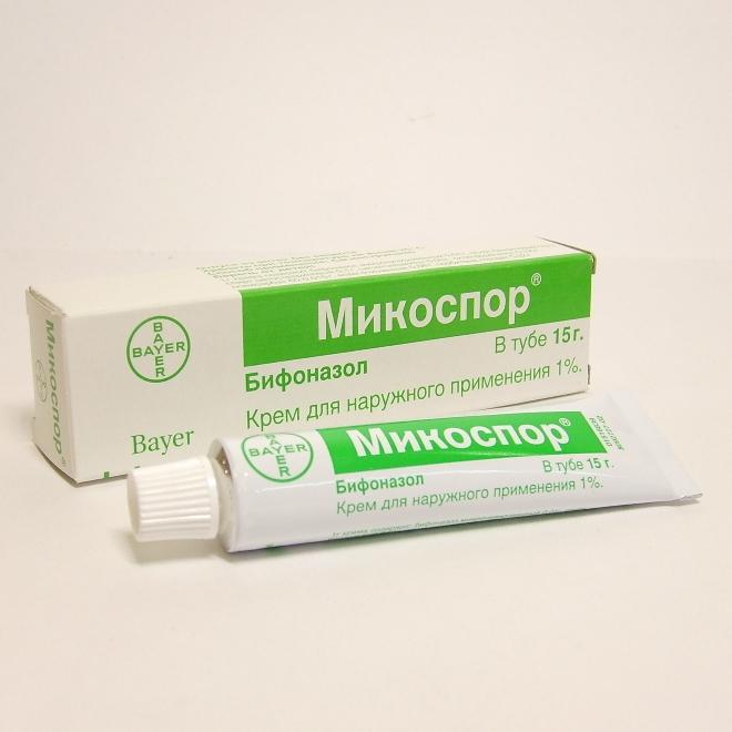 Микоспор от грибка — инструкция по применению, цена, отзывы