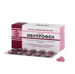 Ибупрофен — инструкция по применению, отзывы, аналоги и формы выпуска (таблетки 200 мг и 400 мг, свечи 60 мг, гель и мазь 5%, сироп) препарата для лечения воспаления и снятия жара у взрослых, детей и при беременности