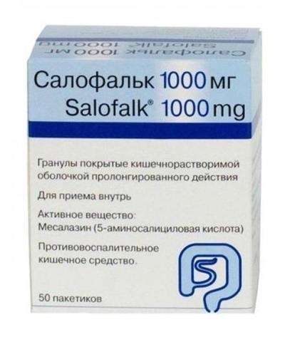 Аналоги салофальк: более дешевые препараты