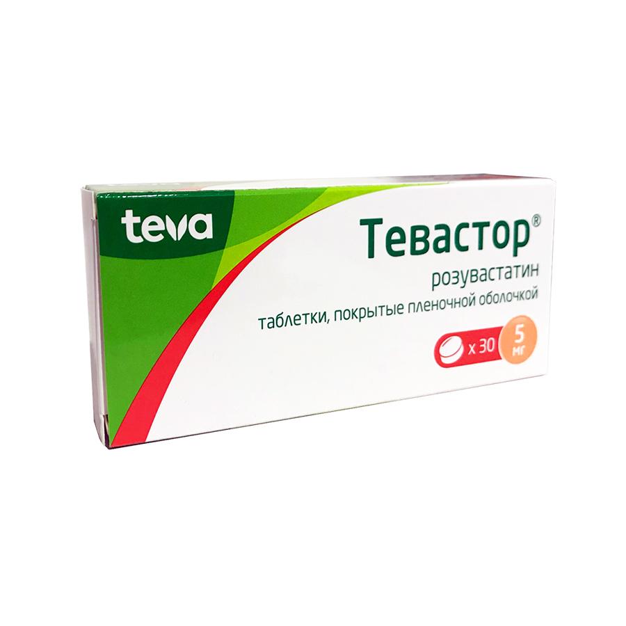 Тевастор таблетки: инструкция по применению, аналоги, цена и отзывы