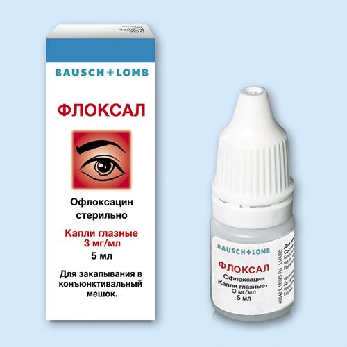 Инструкция по применению глазных капель тобрекс