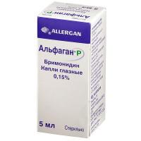 Капли альфаган – эффективное средство от глаукомы и внутриглазного давления