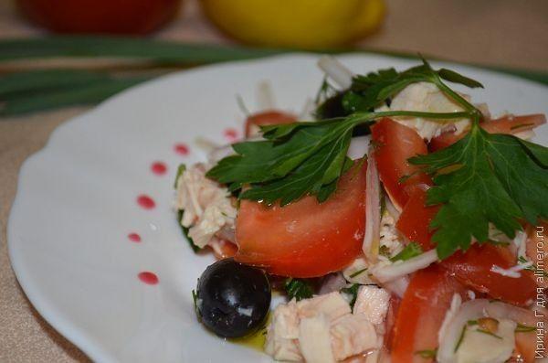 Диетические салаты для похудения » рецепты - готовим дома | «наобед.kz»