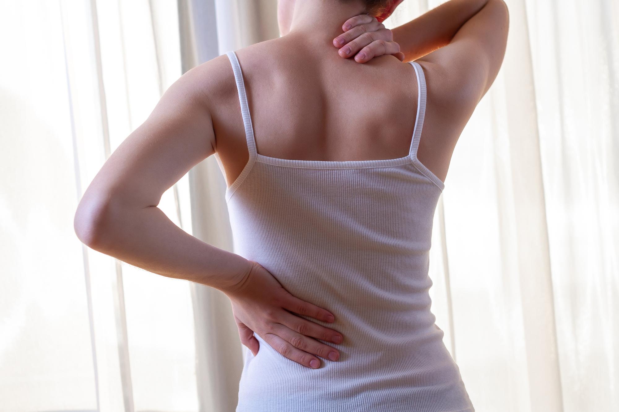 Что делать, если защемило нерв в шее