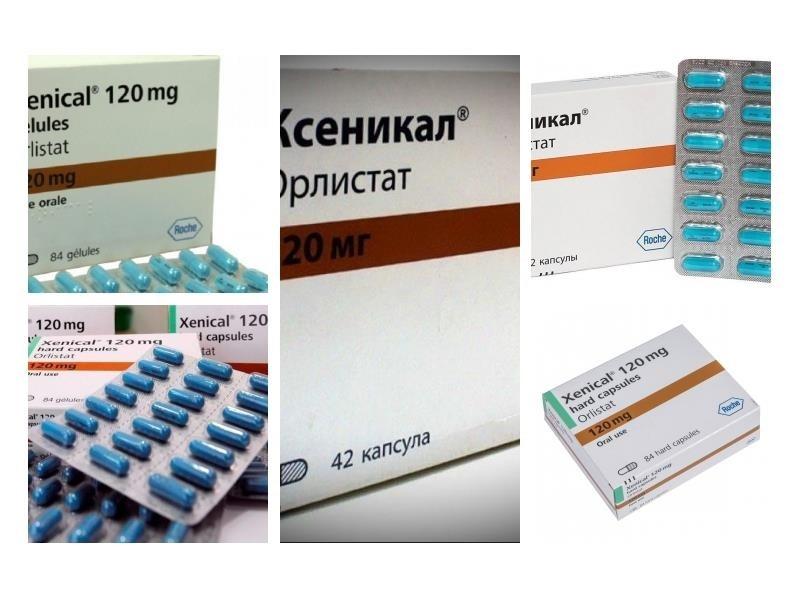 Эффективное действие препарата орлистата при похудении