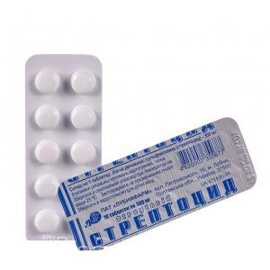 Стрептоцид (порошок): инструкция по применению, аналоги и отзывы, цены в аптеках россии