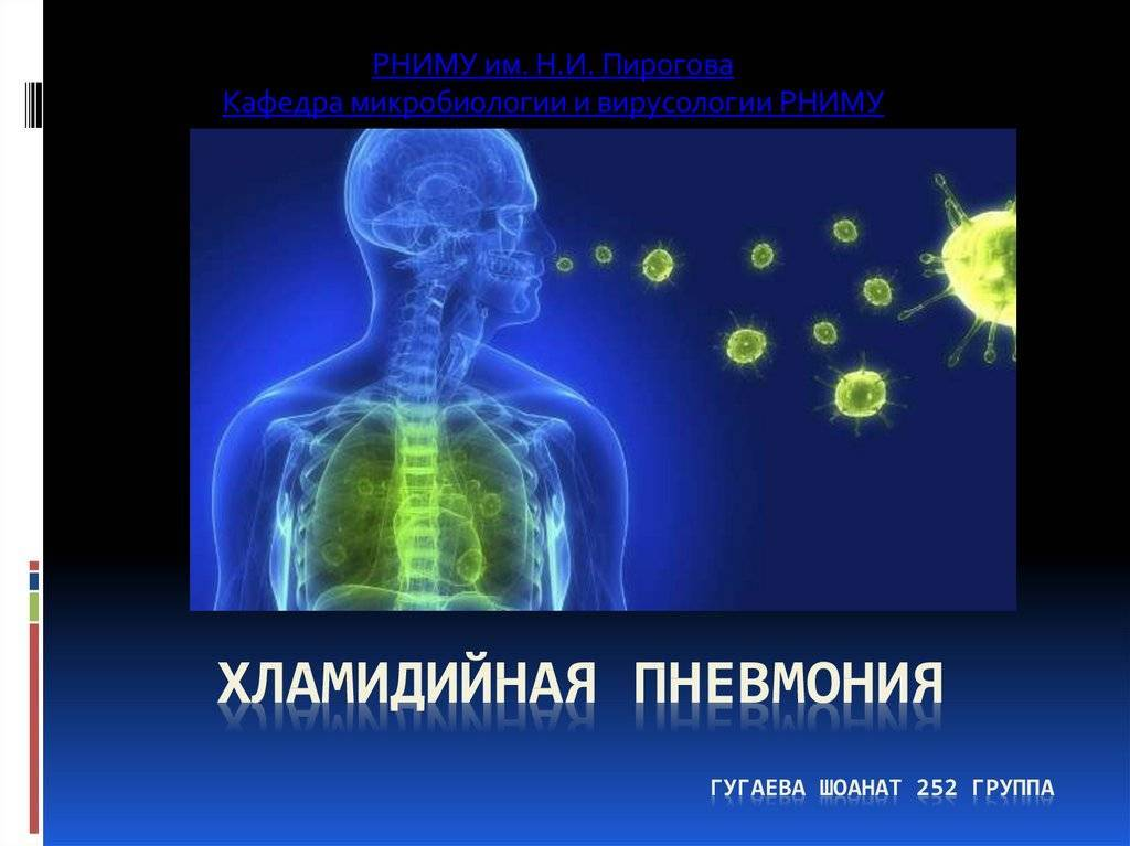 Микоплазменная пневмония: специфика заболевания