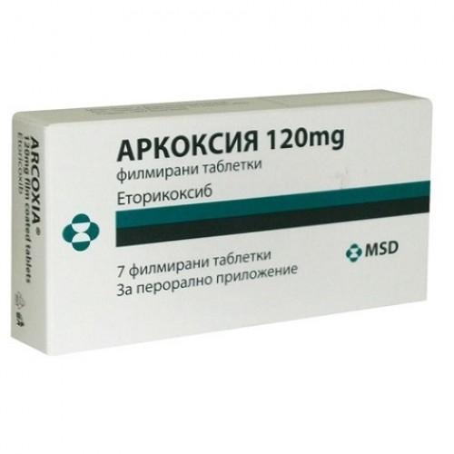 Как и сколько можно принимать аркоксию в таблетках: инструкция по применению