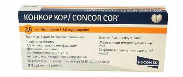 Конкор Кор инструкция по применению