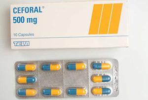 Применение супракс солютаб в таблетках