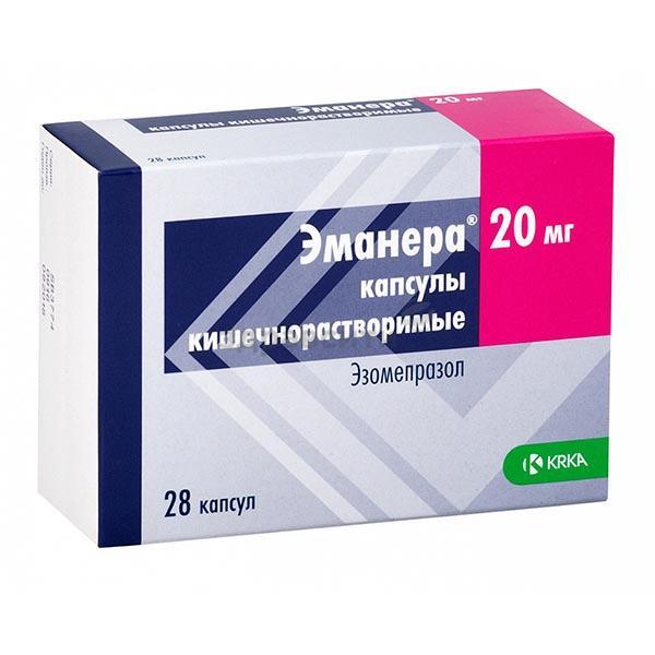 Как принимать лекарство эманера: дозировка и противопоказания