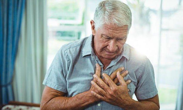 Одышка при сердечной недостаточности – лечение и характерные признаки