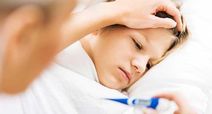 Причины субфебрильной температуры у детей и способы лечения