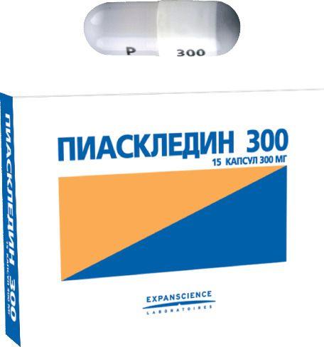 Пиаскледин 300: свойства и действие препарата, инструкция