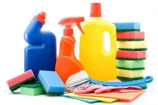 Вредные свойства чистящих средств: разбираем состав