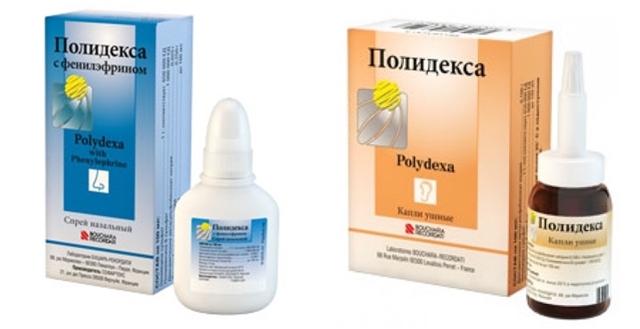 Капли полидекса: инструкция к применению в нос, аналоги