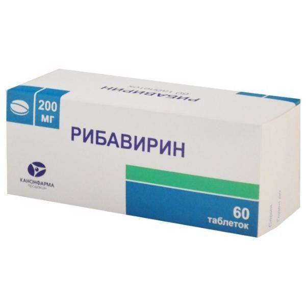 Аналог капсул рибавирин