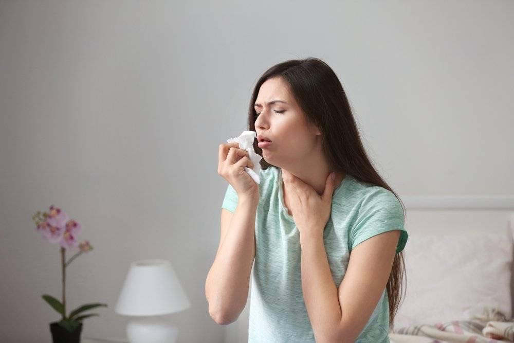 Лечение кашля при астме у взрослых