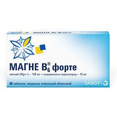 Магне в6: инструкция по применению в таблетках и ампулах