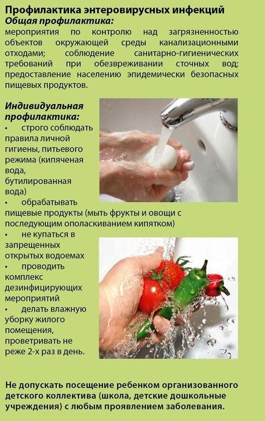 Симптомы энтеровирусной инфекции: признаки, лечение | food and health