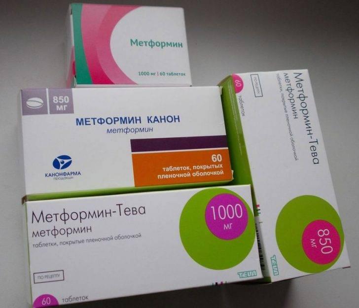 Метформин для похудения опасно ли