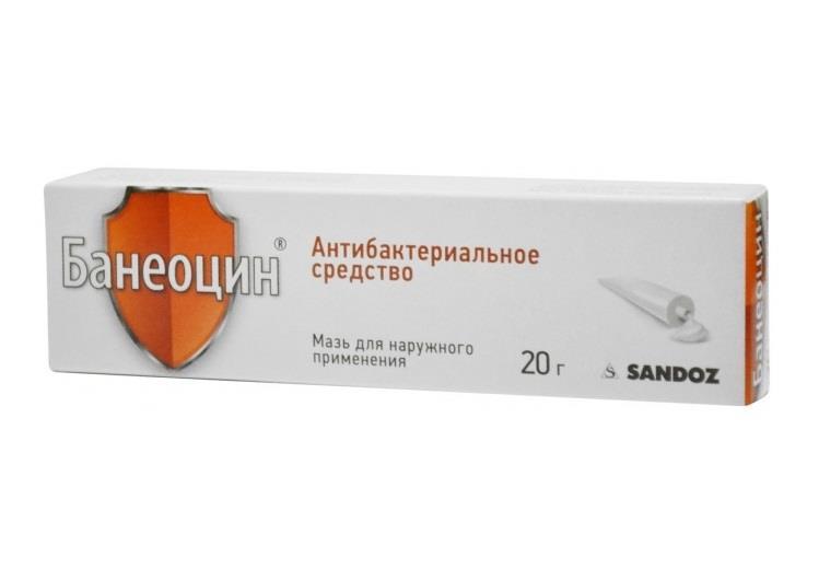 Мазь и порошок банеоцин: инструкция, цена и отзывы