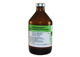 Тетравит – инструкция по применению, дозировка, отзывы