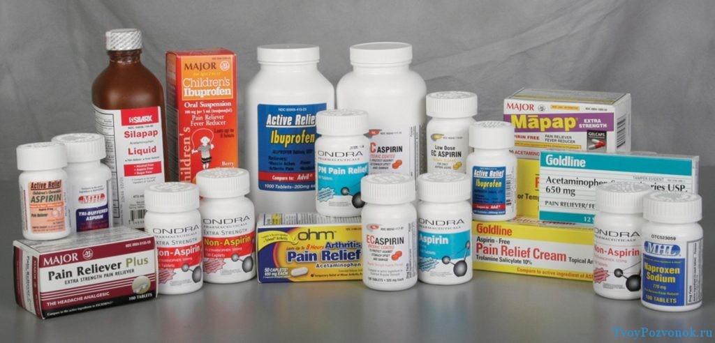 Инструкция по применению препарата ацетаминофен