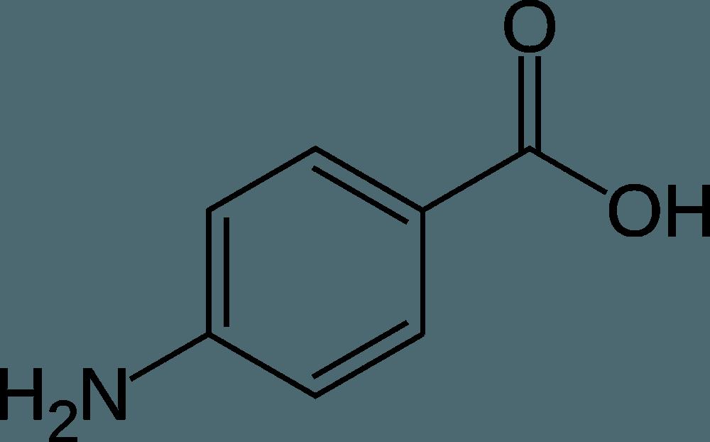 Витамин b10 (парааминобензойная кислота). функции и источники