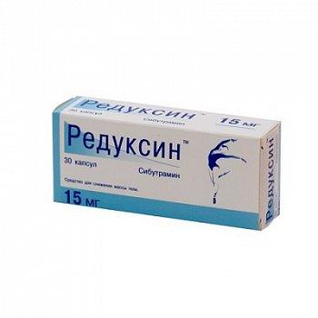 Таблетки редуксин: инструкция по применению